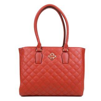 Bolsa Capodarte Shopper Matelassê Feminina