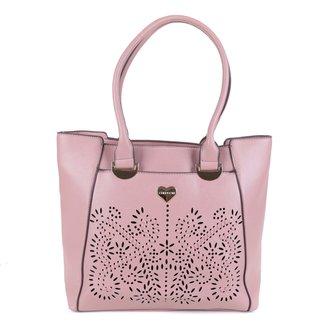 Bolsa Chenson Tote Shopper Coração Feminina