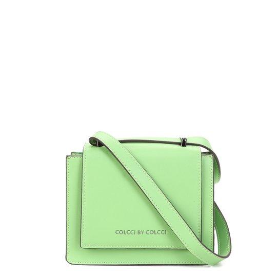 Bolsa Colcci Crossbody Pequena Feminina - Verde