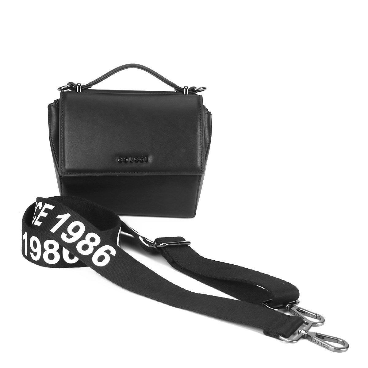 Sporting Bolsa Feminina Bag Preto Mini Bolsa Colcci Colcci Mini Alça wwrqHg0