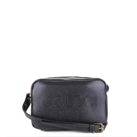 Bolsa Colcci Mini Bag Established 1986 Feminina - Preto