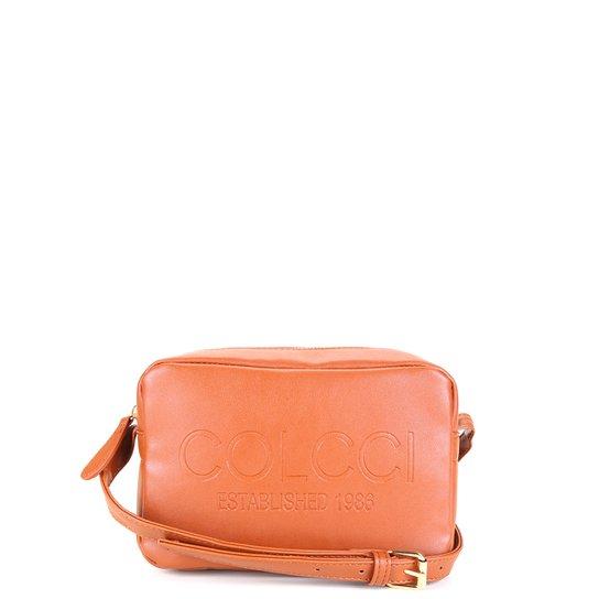 Bolsa Colcci Mini Bag Established 1986 Feminina - Caramelo