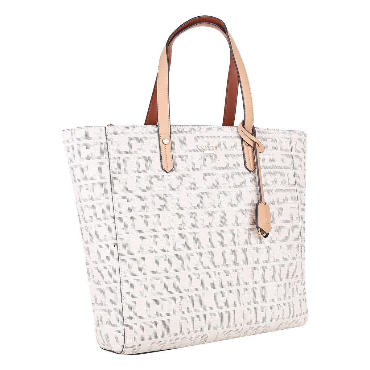 ff9e624a9c Bolsa Colcci Shopper Logomania Feminina - Compre Agora