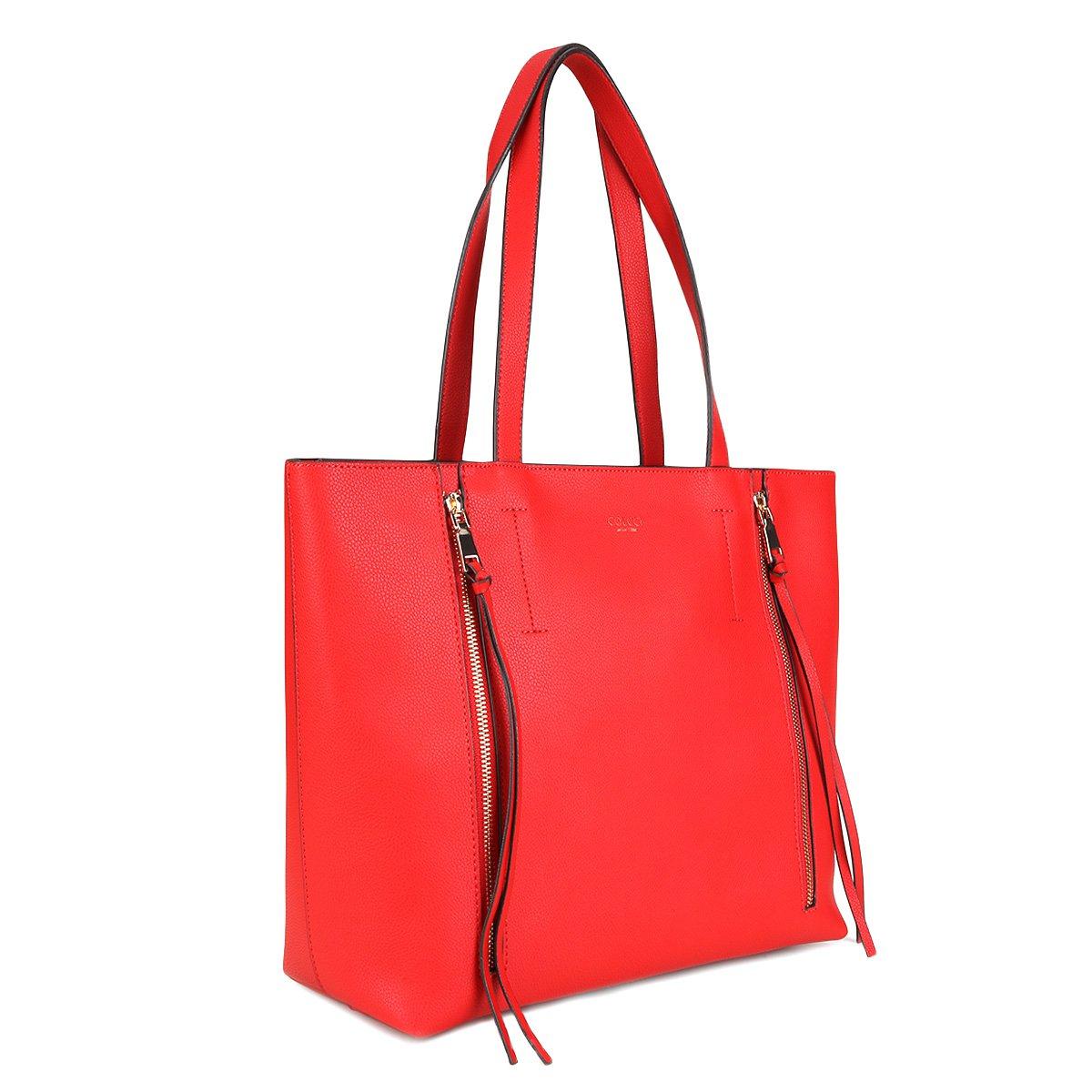 d19b8052b Bolsa Colcci Shopper Zíper Frontal Feminina - Compre Agora   Zattini