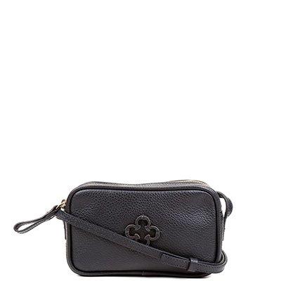 Bolsa Couro Capodarte Mini Bag Relax