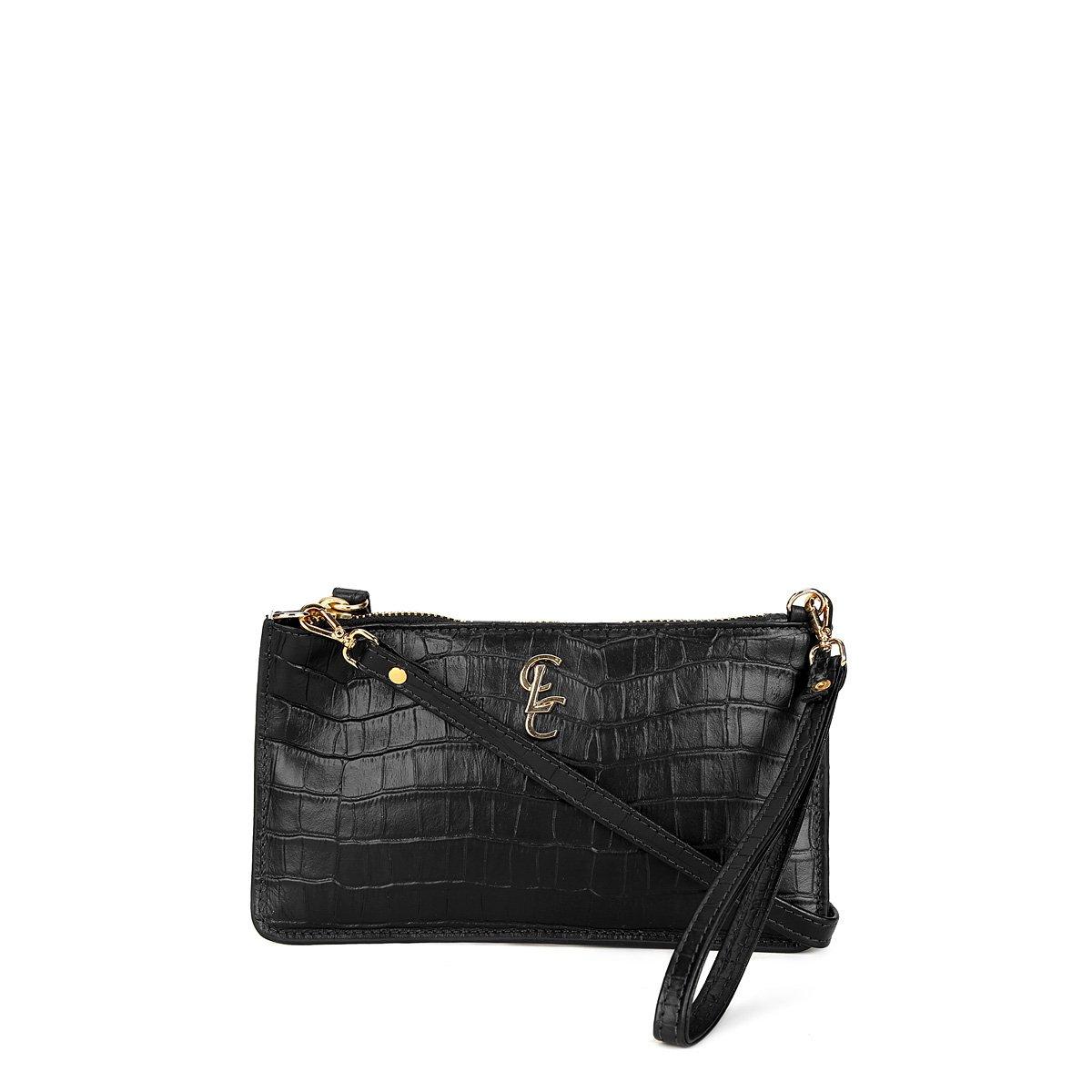 697ce369a Bolsa Couro Colcci Mini Bag Croco Feminina - Compre Agora   Zattini