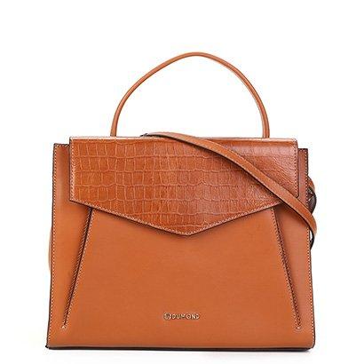 Bolsa Couro Dumond Handbag Feminina-Feminino