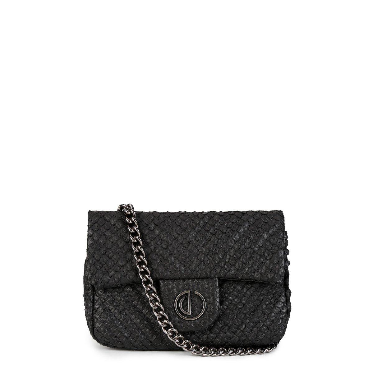 Bolsa Couro Dumond Mini Bag Serpente Caseina Feminina - Compre Agora ... 895a893d95c