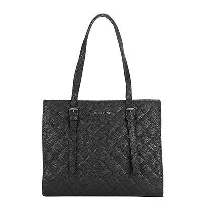 Bolsa Couro Dumond Shopper Feminina-Feminino