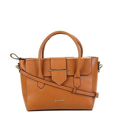Bolsa Couro Dumond Shopper-Feminino