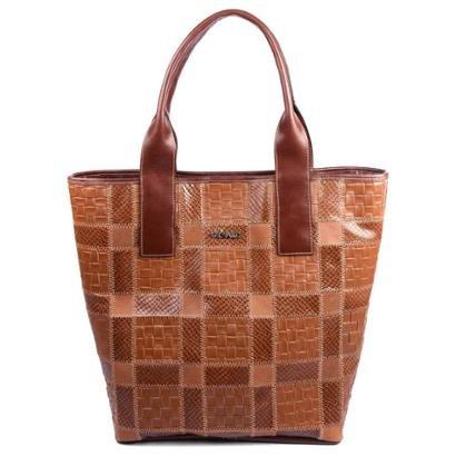 c75c9c0a6d Bolsa Couro Griffazzi Shopping Bag-Feminino