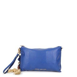 Bolsa Couro Jorge Bischoff Clutch Bag Charm Feminina