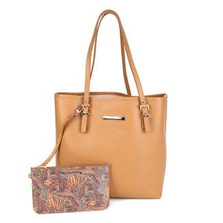Bolsa Couro Jorge Bischoff Shopper+ Necessarie Básica Feminina