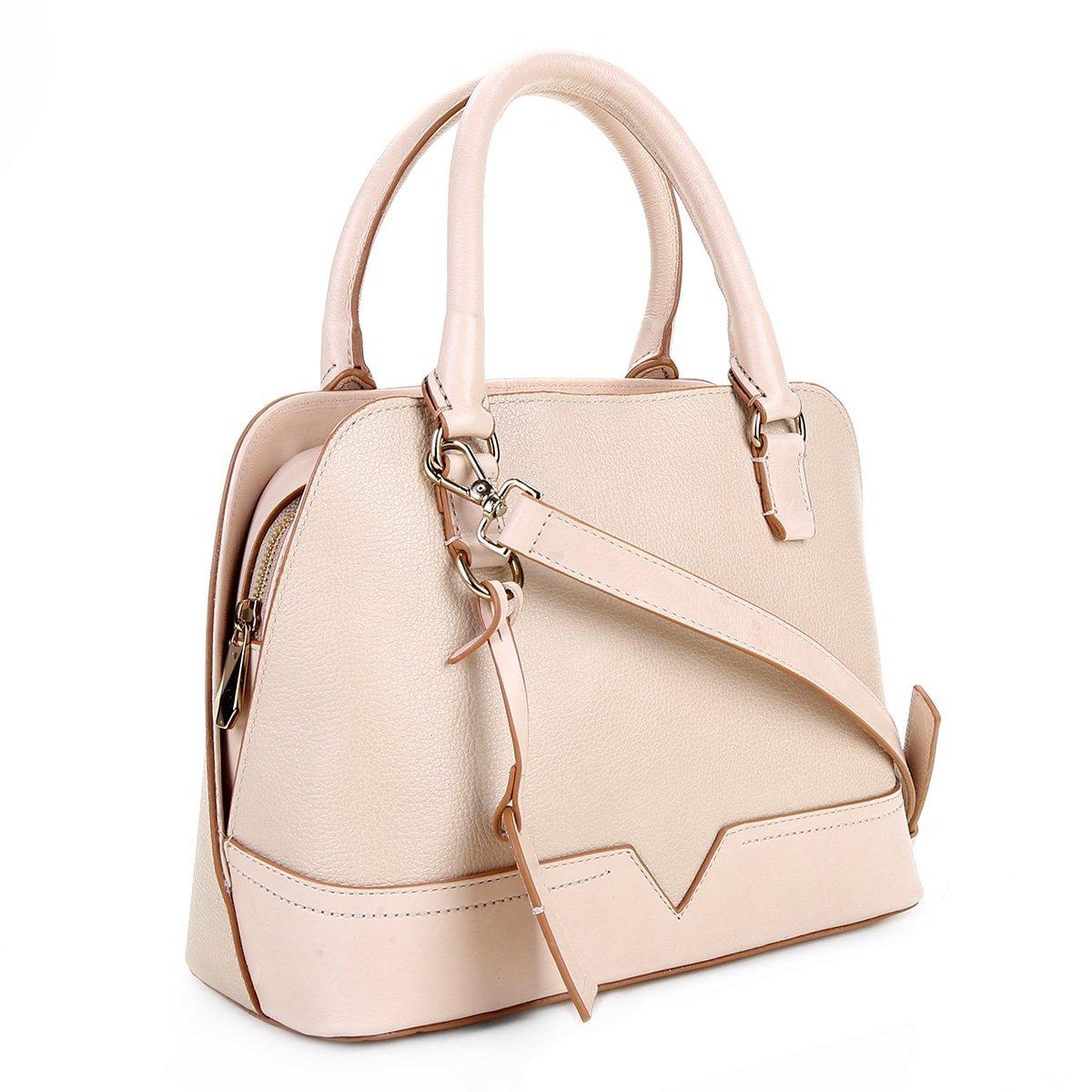 aabf4d6d1 Bolsa Couro Shoestock Handbag Clássica Feminina - Compre Agora | Zattini