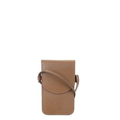 Bolsa Couro Shoestock Touch Screen Feminina