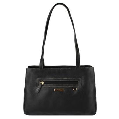 Bolsa Couro Tote/shopper Casual Le Postiche-Feminino