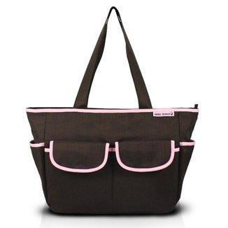 Bolsa de Bebê Jacki Design Poliéster
