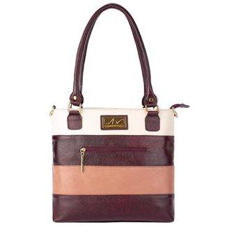 Bolsa de couro feminina Alice