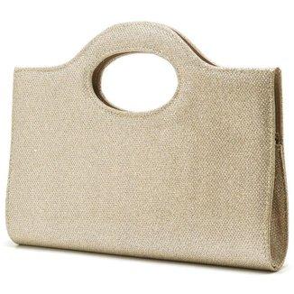 Bolsa de Mão Hendy Bag Glitter Feminina