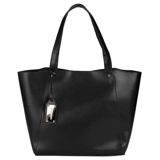 Bolsa Dumond Shopping Bag Básica - Preto