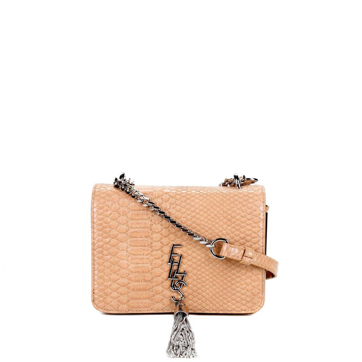 cd3a3d36f Bolsa Ellus Flap Shoulder Bag Tassel Feminina - Compre Agora