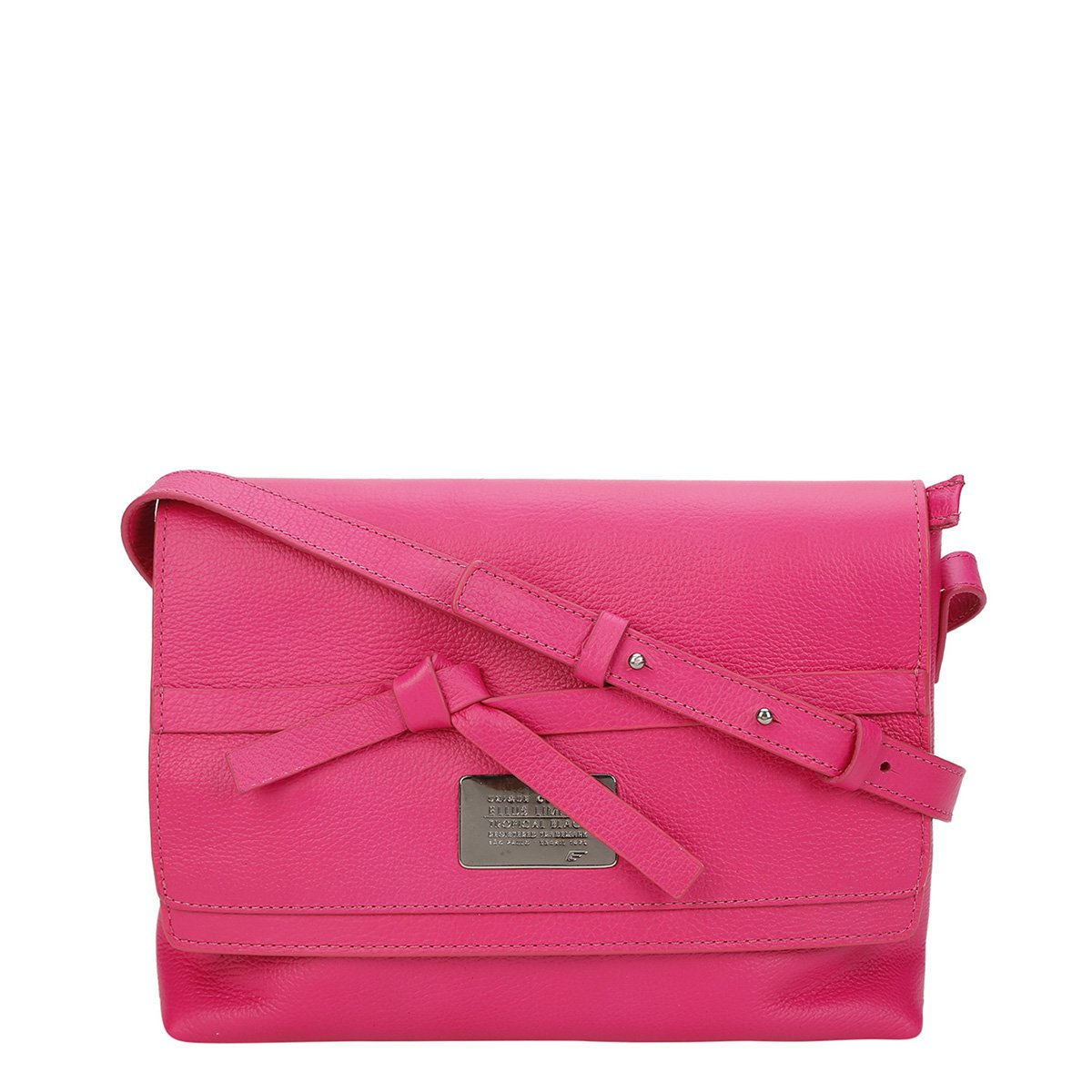 Bolsa Jorge Alex Satchel Bolso Frontal : Bolsa ellus shoulder bag soft rock pink