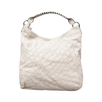 Bolsa Feminina Envelope Branca