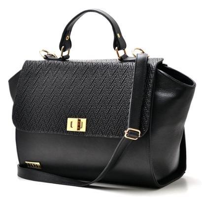 Bolsa Feminina Hendy Bag Couro-Feminino