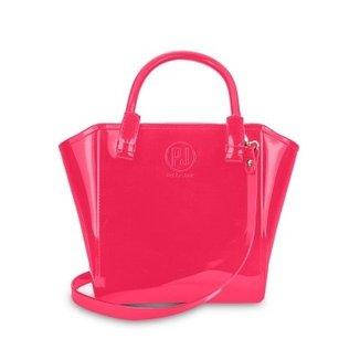 Bolsa Feminina Petite Jolie Shopper PVC Pj1770