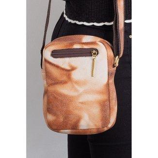 Bolsa feminina shoulder bag de couro edição especial Pietra