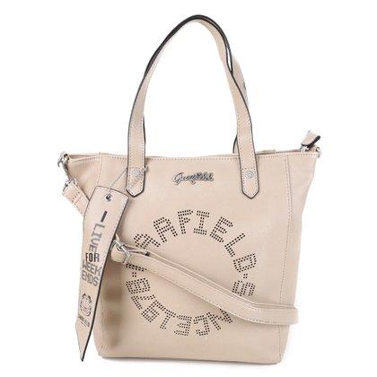 Bolsa Garfield Shopper Transversal Feminina