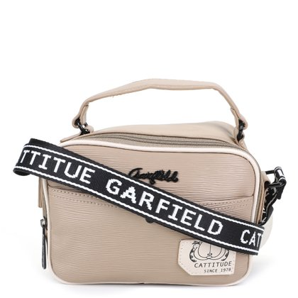 Bolsa Garfield Transversal Feminina
