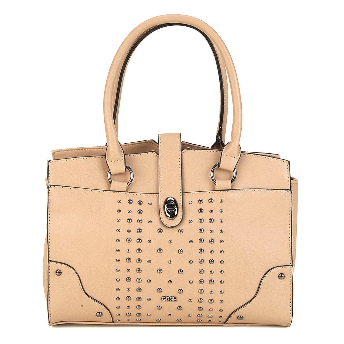 60cde77d6 Bolsa Gash Handbag Apliques Feminina - Compre Agora | Zattini