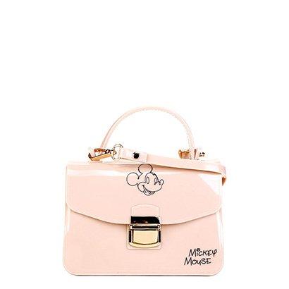 Bolsa Gash Mickey Mini Bag Alça Corrente Feminina-Feminino