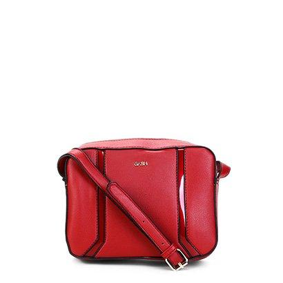 Bolsa Gash Mini Bag Recortes Feminina-Feminino