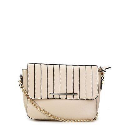 Bolsa Gash Mini Bag Tampa Plissada-Bg71682-Feminino