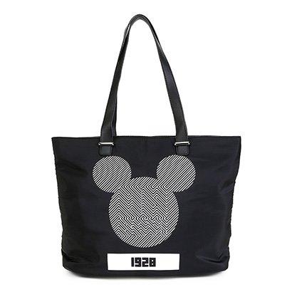 Bolsa Gash Shopper Mickey Feminina-Feminino