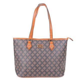 Bolsa Gash Shopper Monograma Grande Feminina