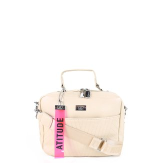 Bolsa Gio Antonelli Mini Bag Alça Transversal Feminina