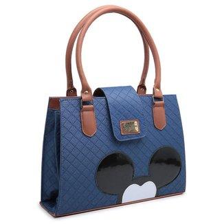Bolsa Gouveia Costa Mickey Mouse Compacta Alça Dupla Mão Feminina