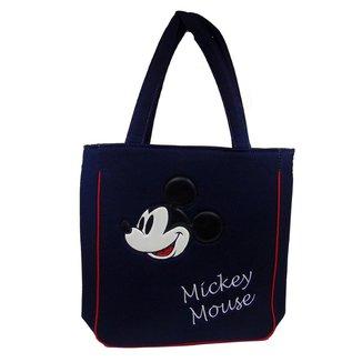 Bolsa Grande Via Luna Mickey Feminina