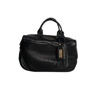 Bolsa Handbag Couro House of Caju  Pingente Feminina