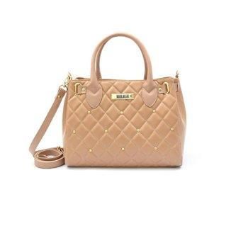 Bolsa Handbag Matelassê Alça Transversal Feminina