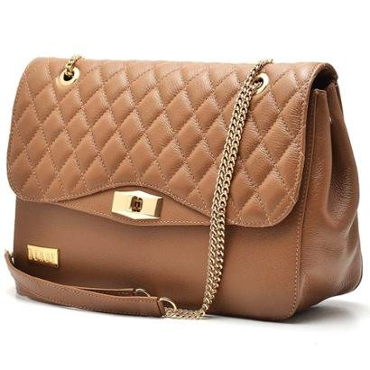 Bolsa Hendy Bag         Couro-Feminino
