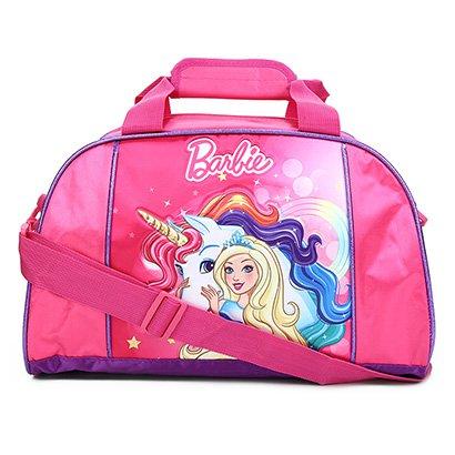Bolsa Infantil Luxcel Barbie Feminina