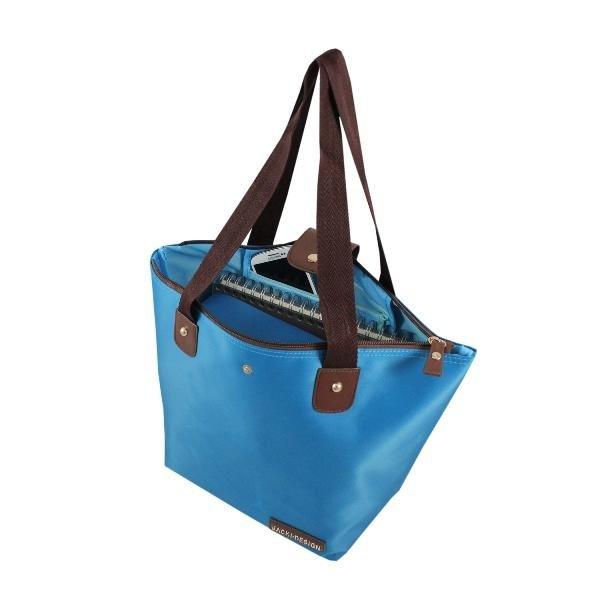 Bolsa Bolsa Jack Design Azul Jack Design Bolsa Dobrável Jack Azul Dobrável 51nqpS