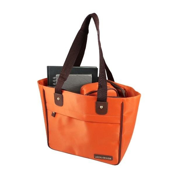 Bolsa Bolsa Design Jack Laranja Jack Shopper Lisa SOwqf4q1