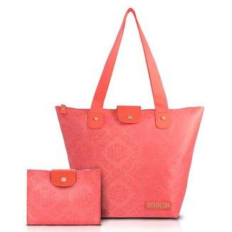 Bolsa Jacki Design Dobrável Essencial II Feminina
