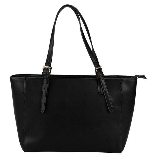 Bolsa Jorge Alex Shop. Bag Básica - Preto