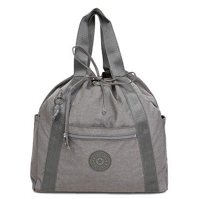 Bolsa Kipling de Ombro Art Backpack Feminina